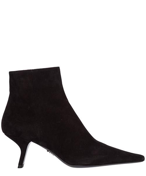 Сапоги на каблуках Prada 1T719L_008_F0002_F_065 nero