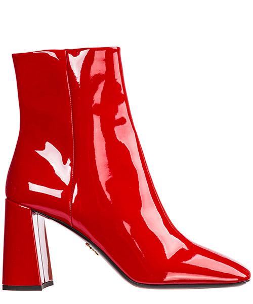 Сапоги на каблуках Prada 1T722L_069_F0011_F_085 rosso