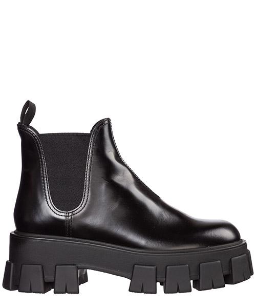 Сапоги на каблуках Prada 1T725L_B4L_F0002_F_055 nero