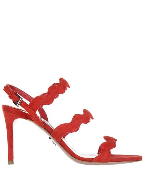 Sandales Prada 1X406G 008 F0D17 rosso