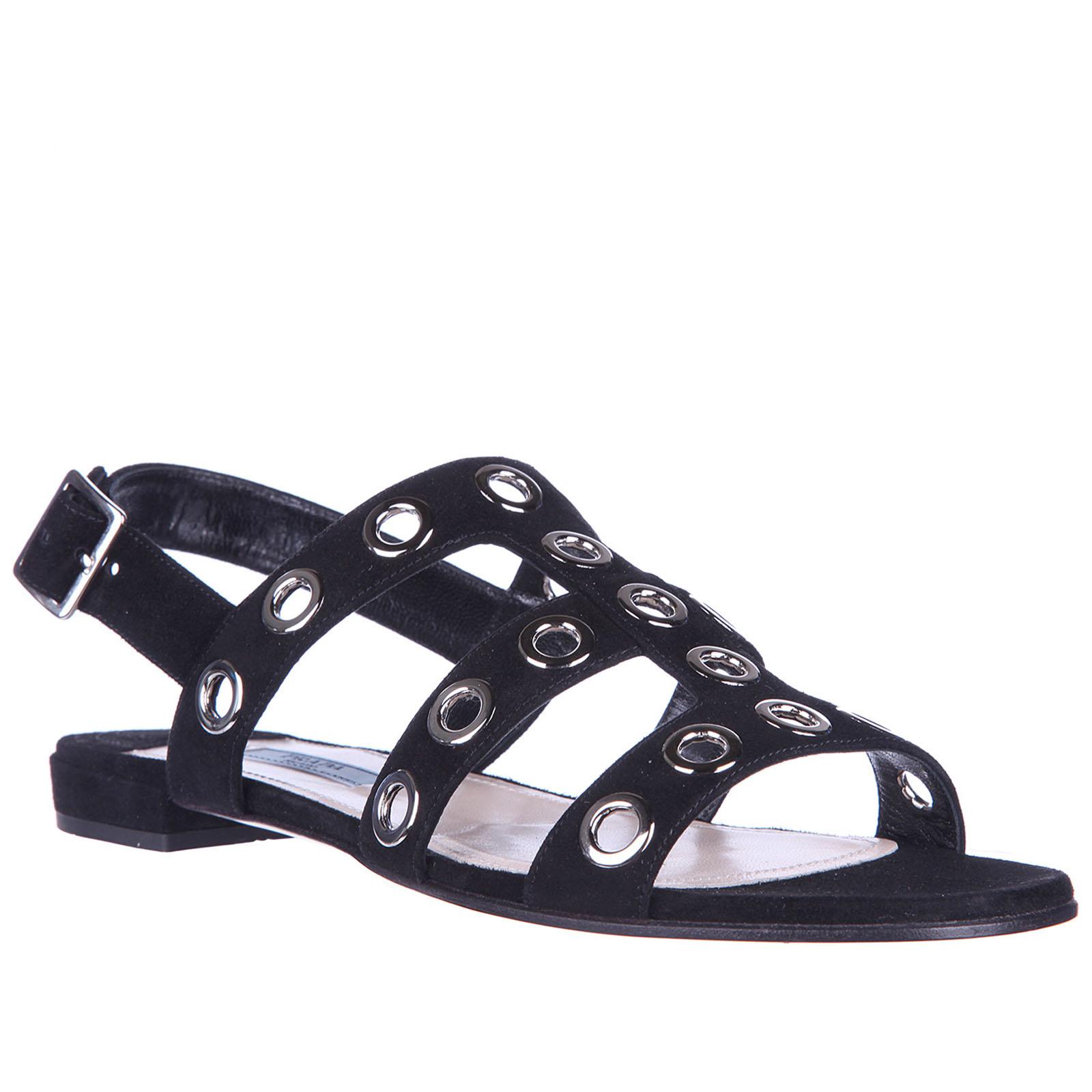 Damen wildleder sandalen sandaletten