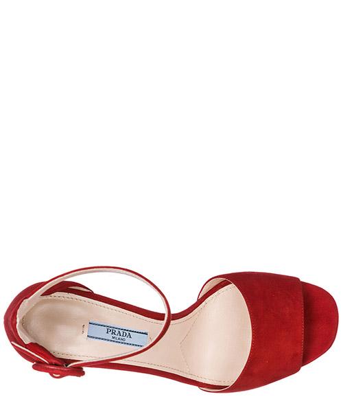 сандалии женские на каблуке кожаные secondary image