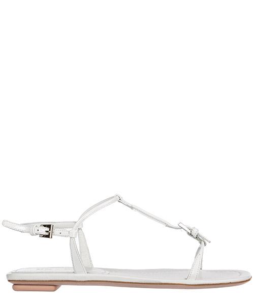 T-bar sandals Prada 1X557B_069_F0009 bianco