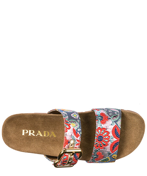 Mules sandales chaussons femme secondary image