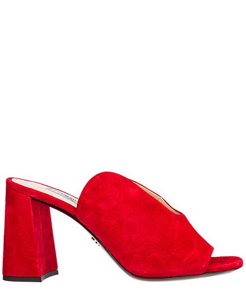 Mules shoes Prada 1XX522_008_F0011_F_085 rosso