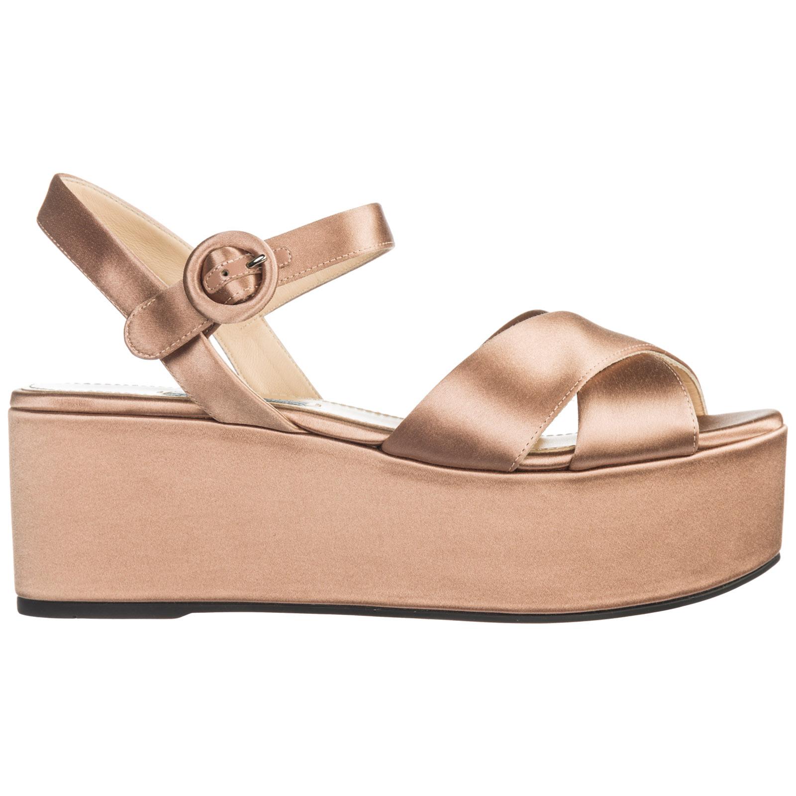 Prada Platforms Women's platform sandals