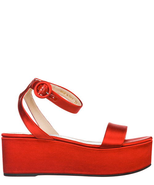 Wedge sandals Prada 1XZ663_049_F068Z_F_060 rosso