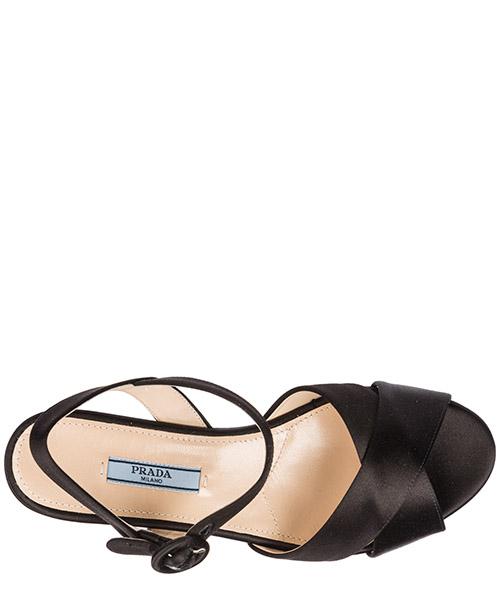 Damen plateau sandalen sandalette secondary image