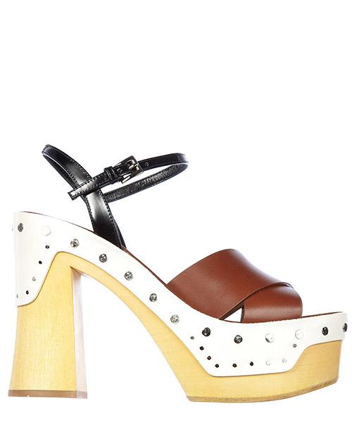 Sandals Prada 1Z775F 3G7Y F0HB9 marrone