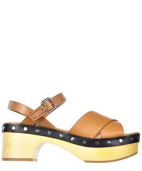 Sandals Prada 1Z808F 3G7Y F0I55 marrone