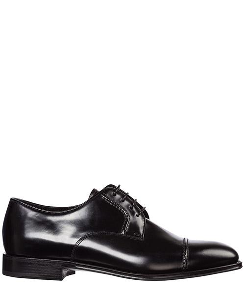 Zapatos con cordones Prada 2eb184_zjy_f0002 nero