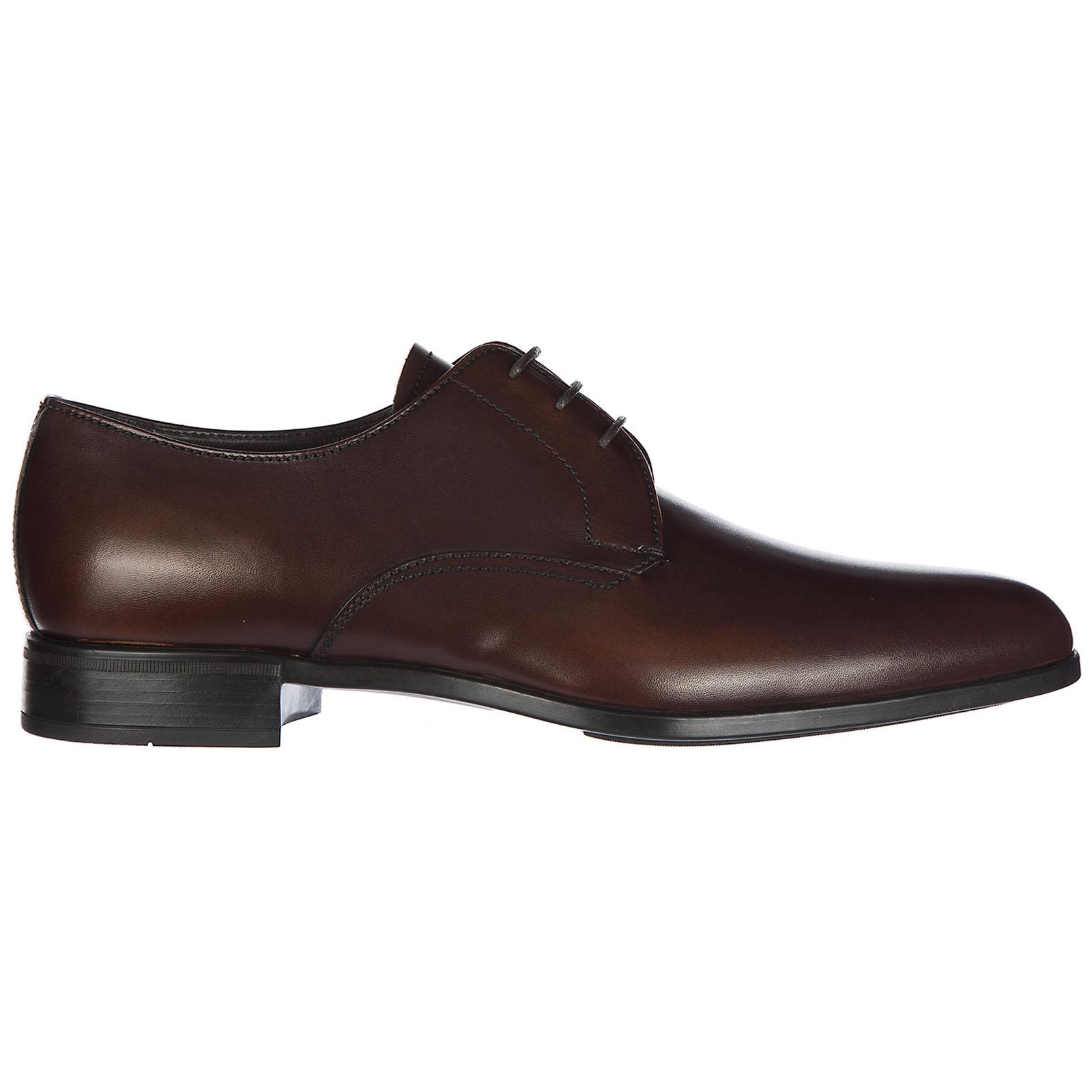 Chaussures à lacets classiques homme en cuir derby