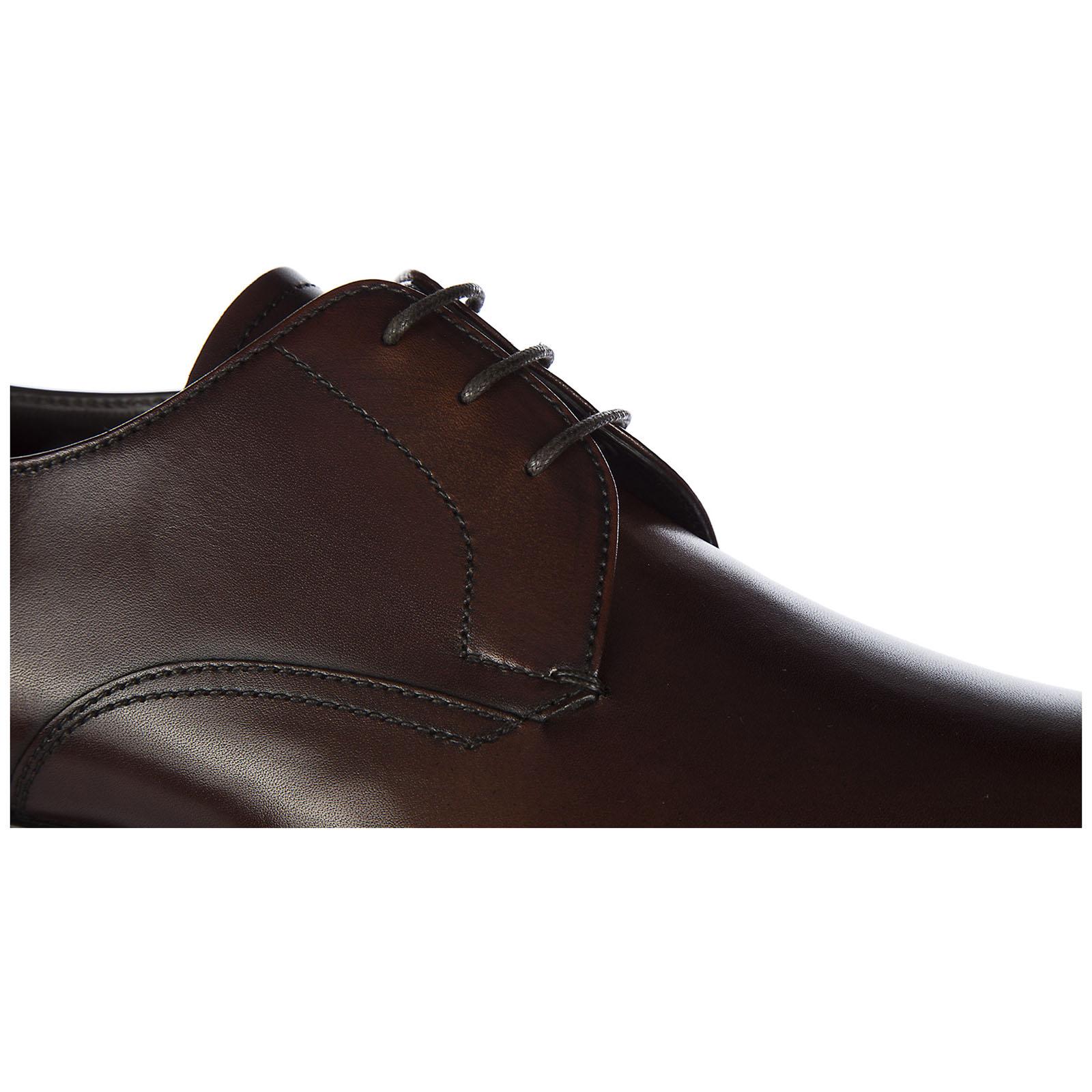 классические туфли на шнурках мужские кожаные derby