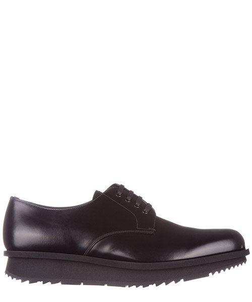 Lace-up shoes Prada 2EE092_B4L_F0002 nero