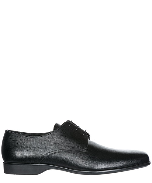 Lace up shoes Prada 2EE183 053 F0002 nero