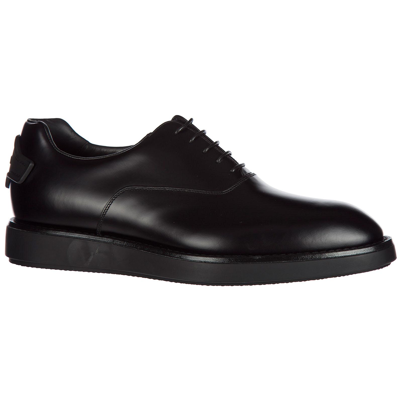 Lace-up shoes Prada 2EE25327B4LNERO