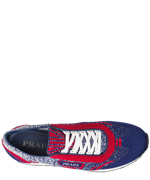 Chaussures baskets sneakers homme en coton secondary image
