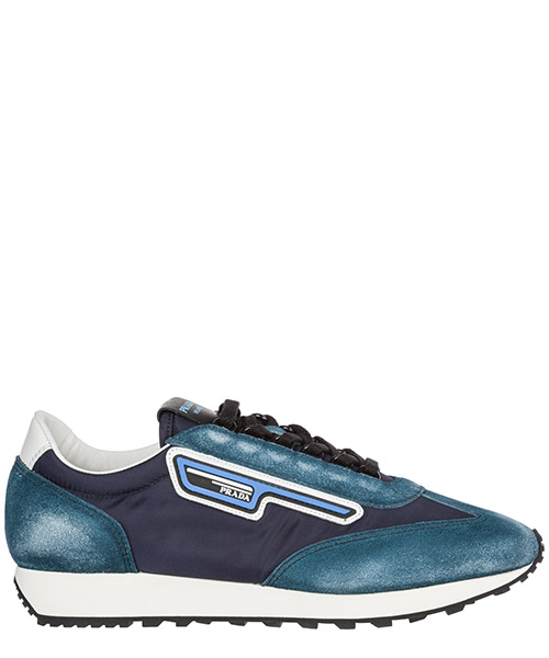 Zapatillas  Prada 2EG276_3KUY_F0008 bleu