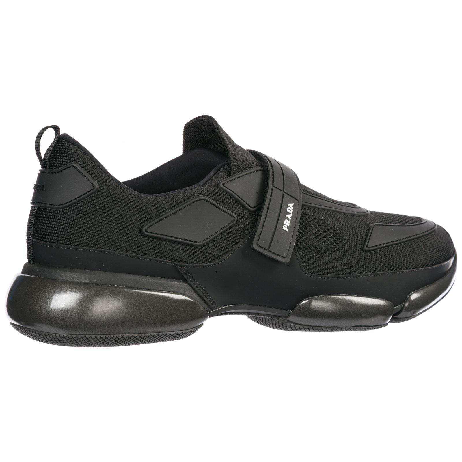 Sneakers Prada Cloudbust 2OG064 1OUF F0806 nero  b72b4b54969