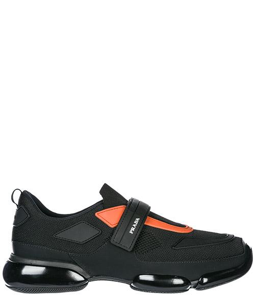 Sneakers Prada Cloudbust 2OG064292OA6NMA nero - arancio