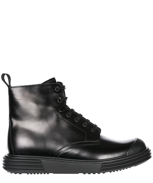 Bottines Prada 2te12929zjycalne nero