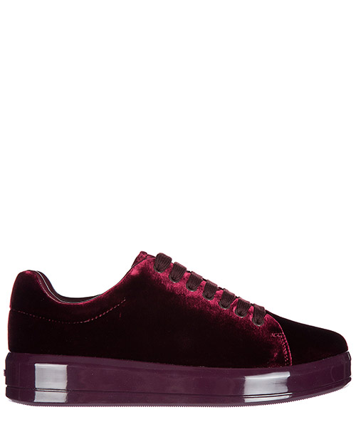 Basket Prada 3E6198273ON2BORDE bordeaux