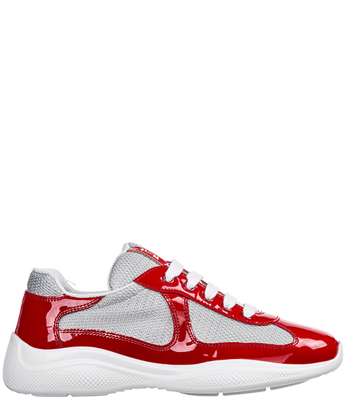 Sneakers Prada America's Cup 3E6420_ASZ_F0011_F_025 rosso