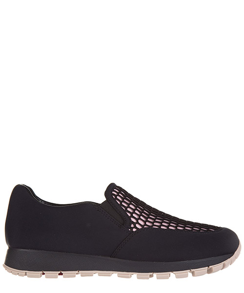 Slip-on shoes Prada 3S6140 1O7M F004P nero