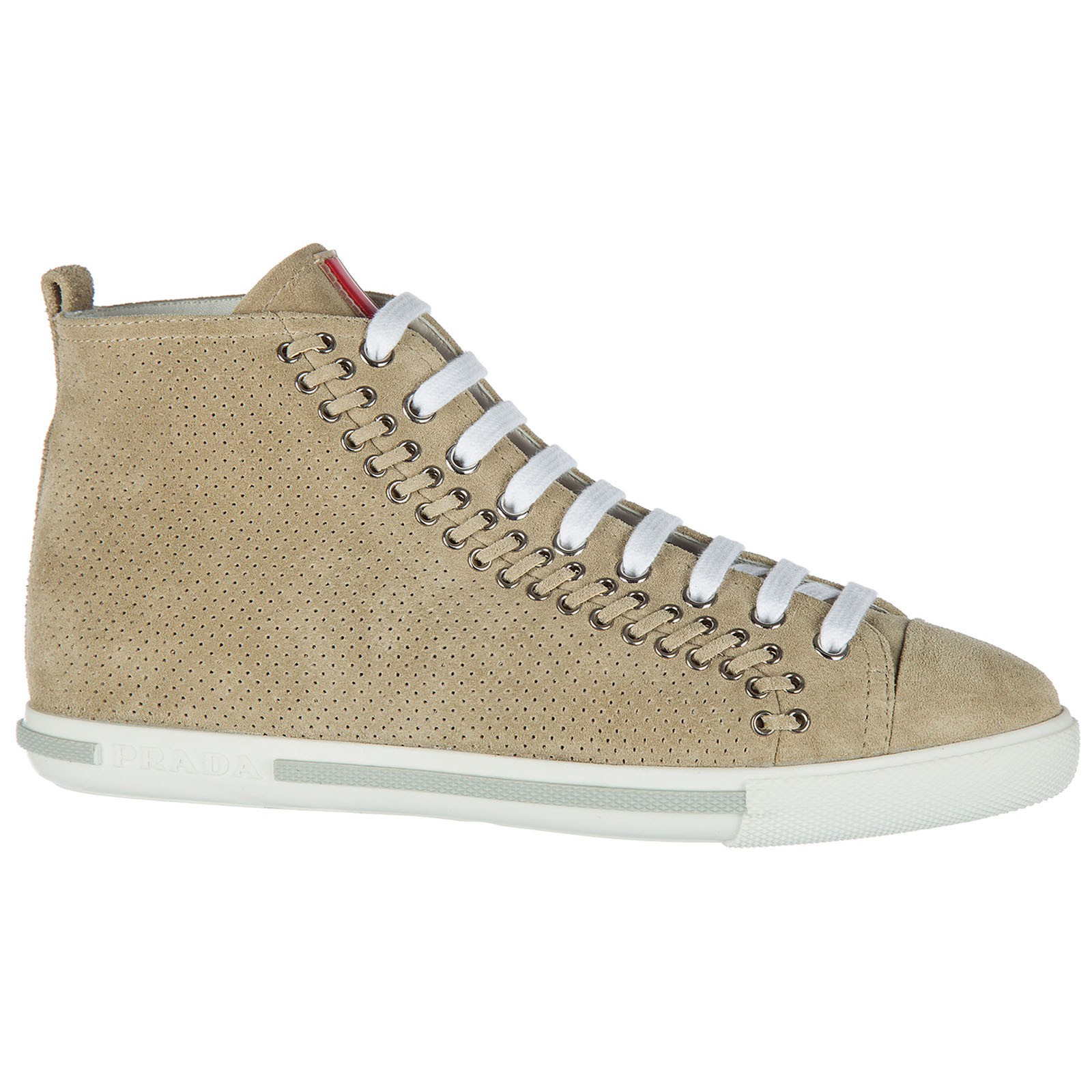 High-top sneakers Prada 33T5848054F0036