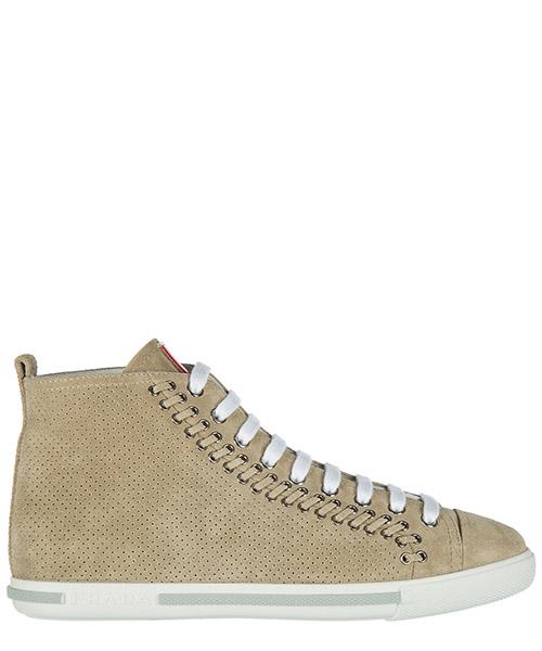 Zapatillas altas Prada 33T5848054F0036 sabbia