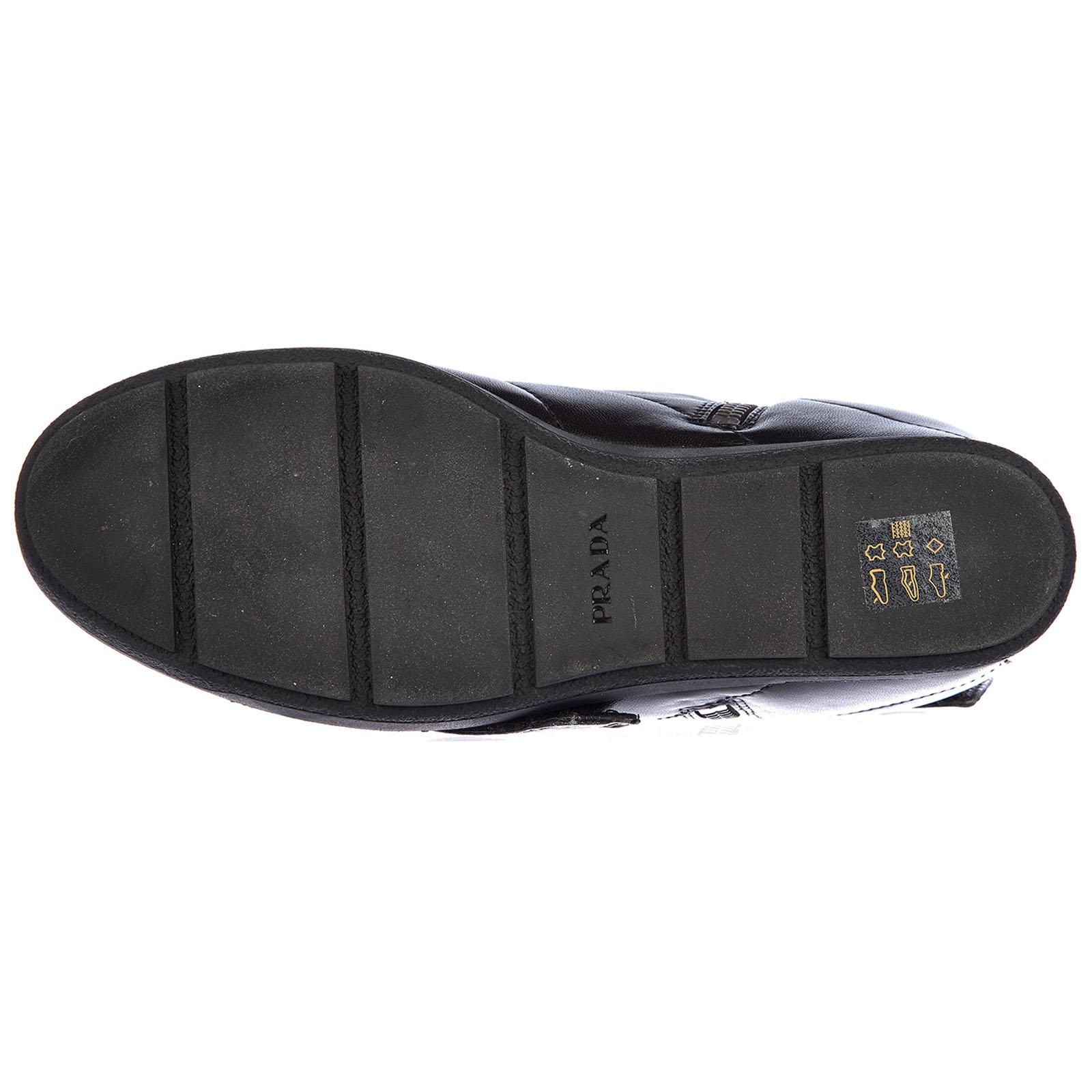 ... Scarpe sneakers alte donna in pelle nappa sport ... 23725b118f9