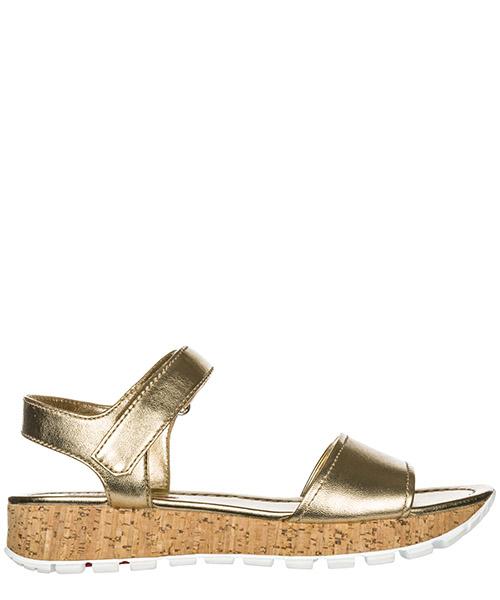 Sandals Prada 3X6019 O8P F0522 platino
