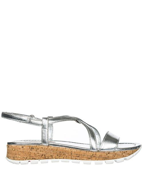 Sandals Prada 3X6278O8PF0118 argento