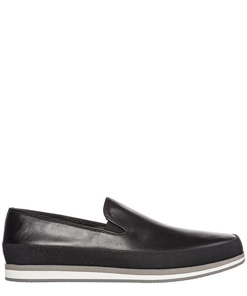 Slip-on shoes Prada 4D2462_1OZB_F0002 nero