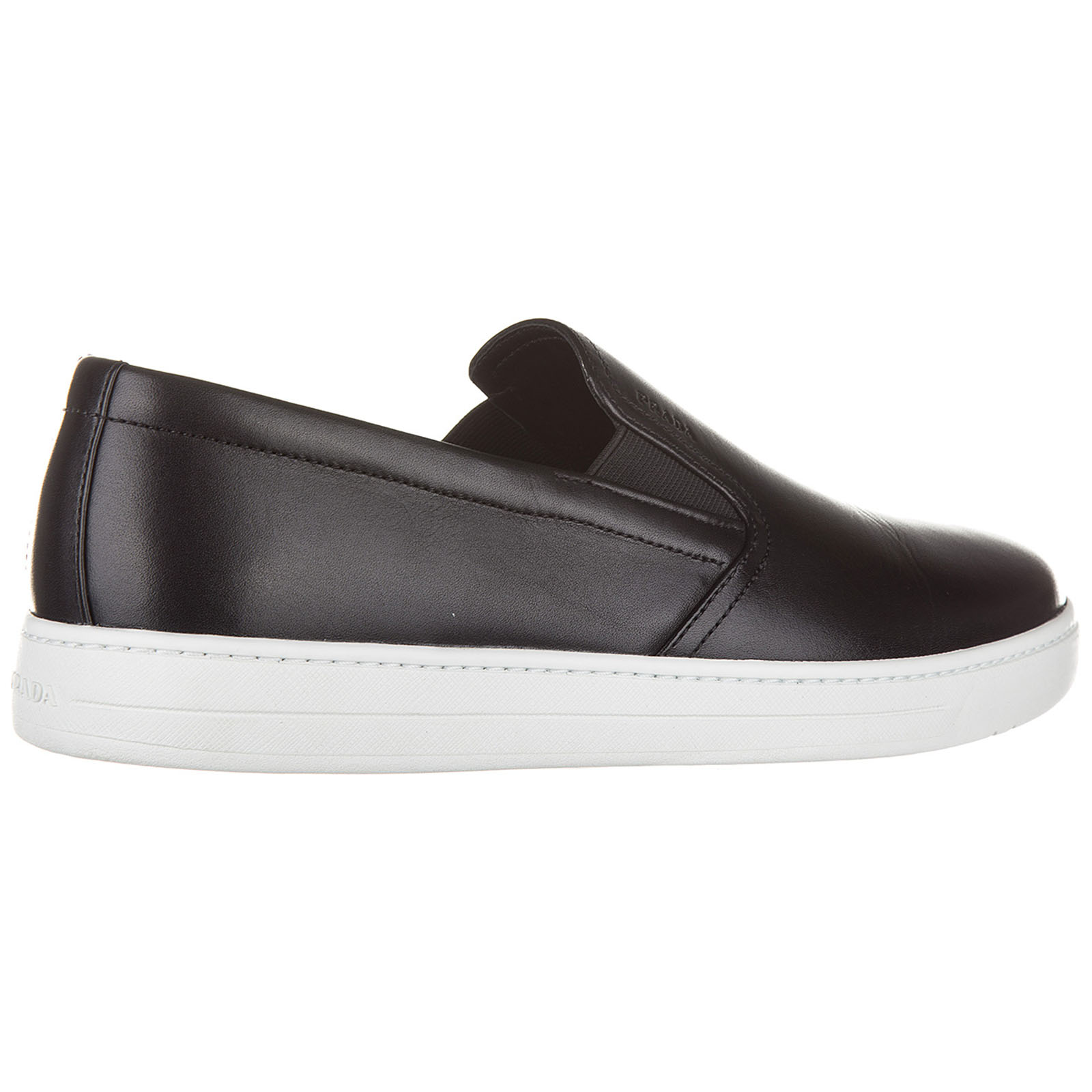 Slip on uomo in pelle sneakers  vitello plume