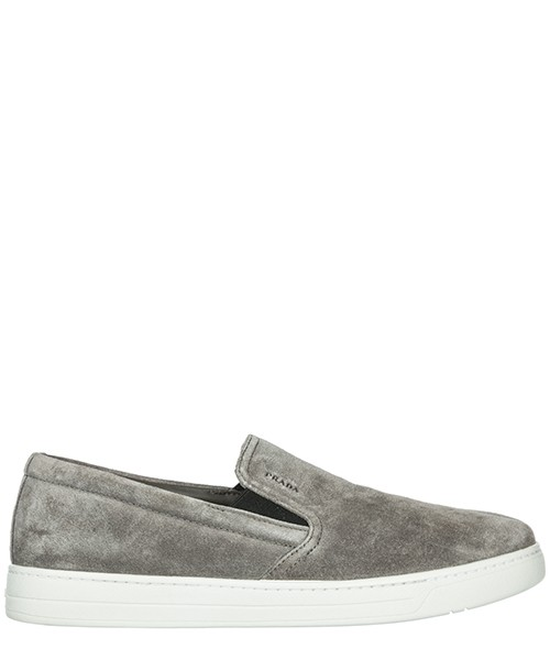 Slip on shoes Prada 4D2733O53F0016 grigio