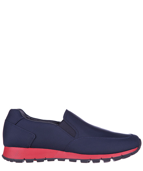 Slip on shoes Prada 4D2805_0Q6_F0LT7 blu
