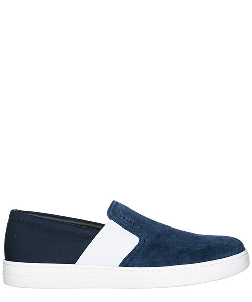 Slip-on Prada 4D2995 3OF1 F073A oltremare