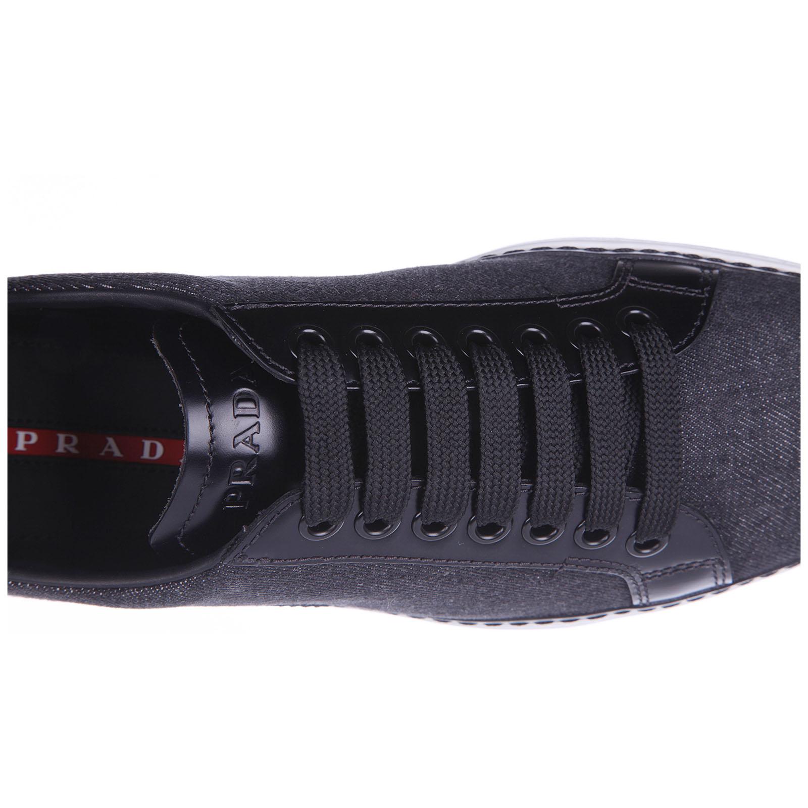 Herrenschuhe herren nylon sneakers schuhe denim