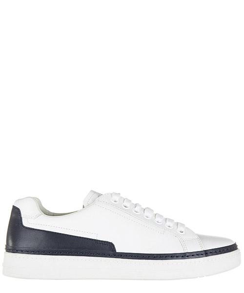 Sneakers Prada 4E2831O64F075A bianco + oltremare