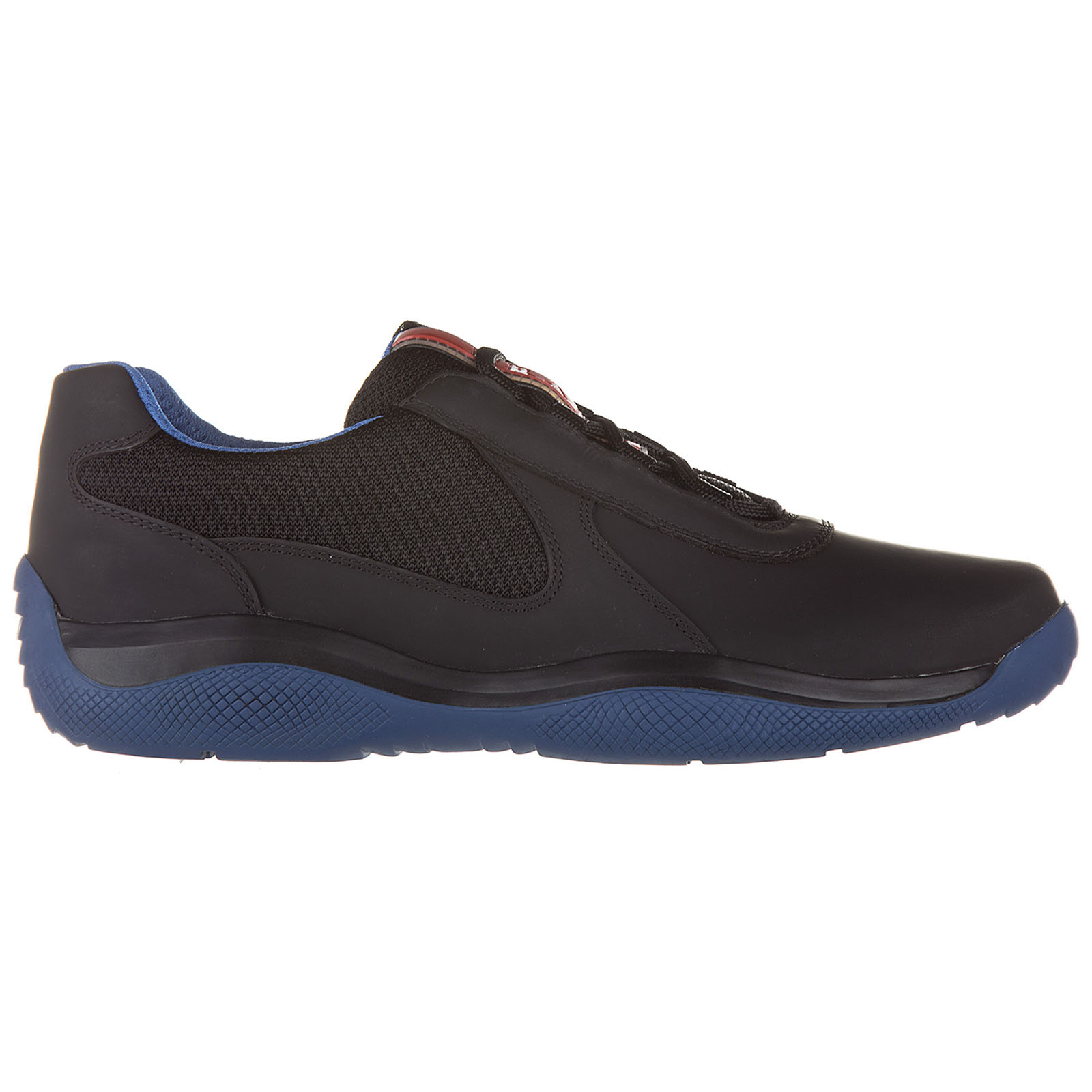 Scarpe sneakers uomo in pelle nevada rubber bike