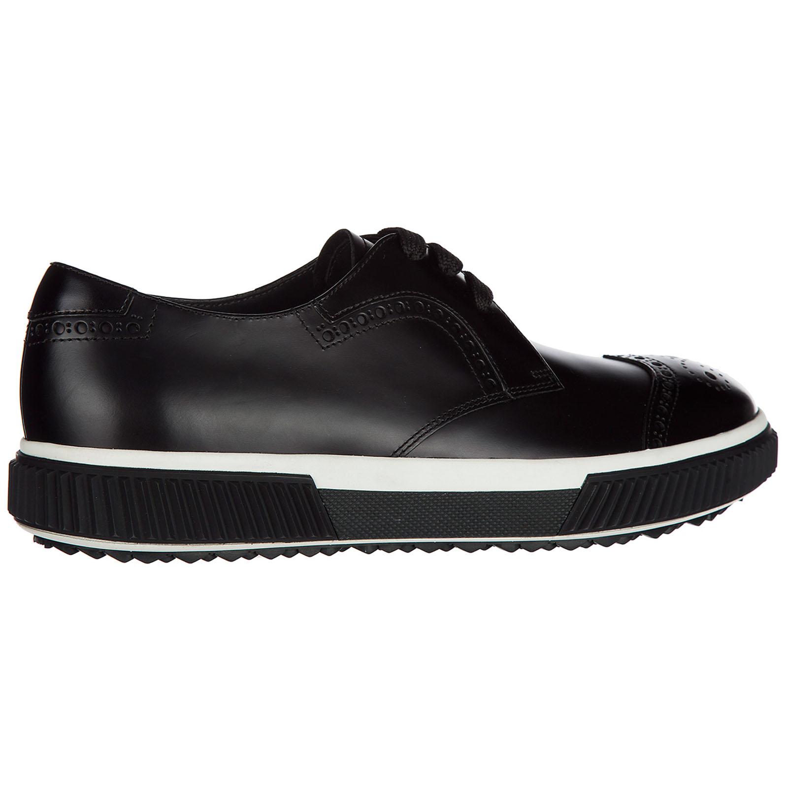 ... Chaussures à lacets classiques homme en cuir spazzolato roi brogue ... 3933cc3ad4e6