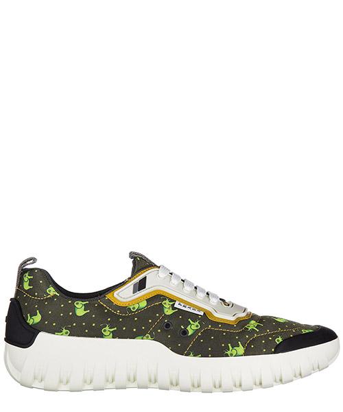 Sneakers Prada 4E3098 1OL8 F0161 verde