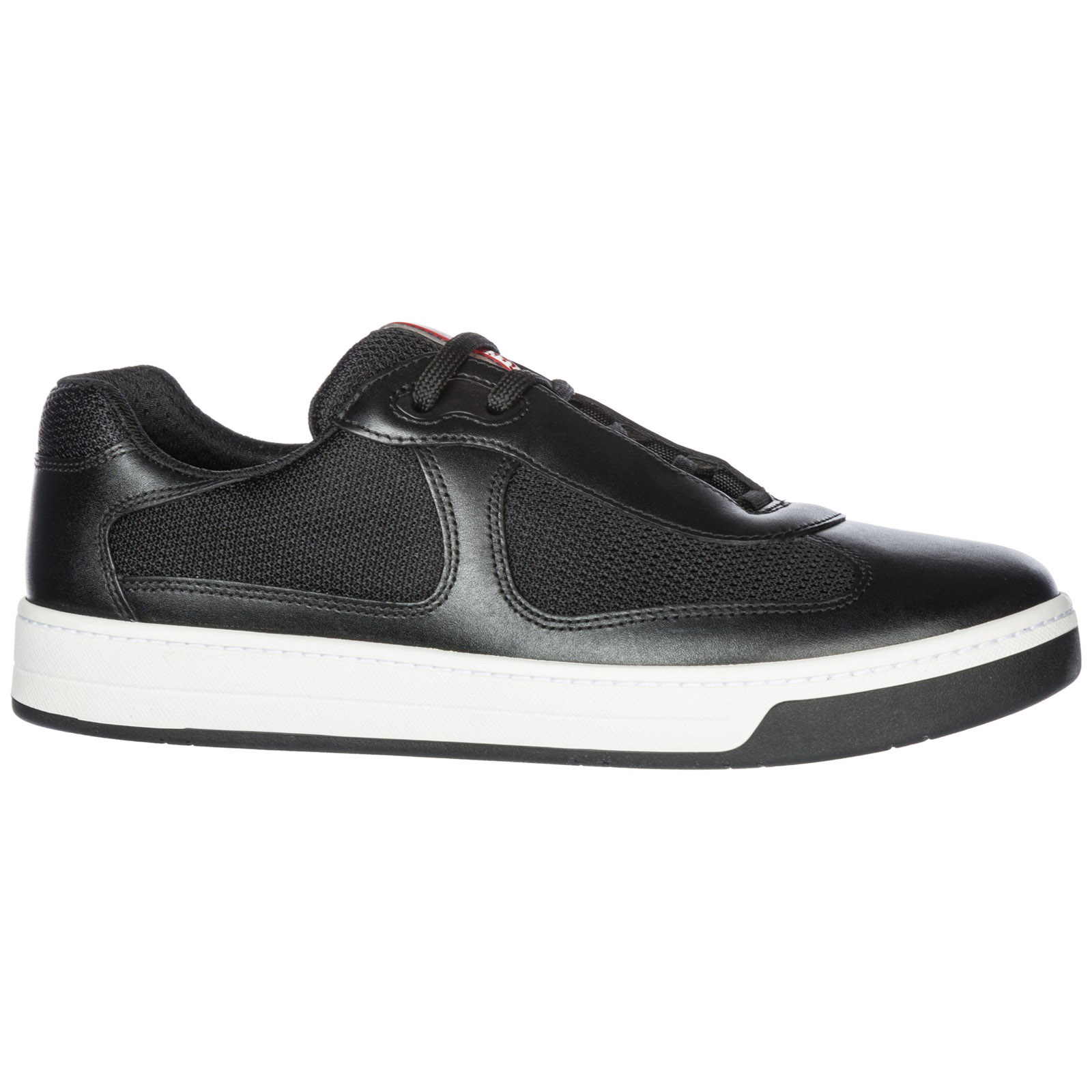 ... Chaussures baskets sneakers homme en cuir america s cup ... 92e784c29a8
