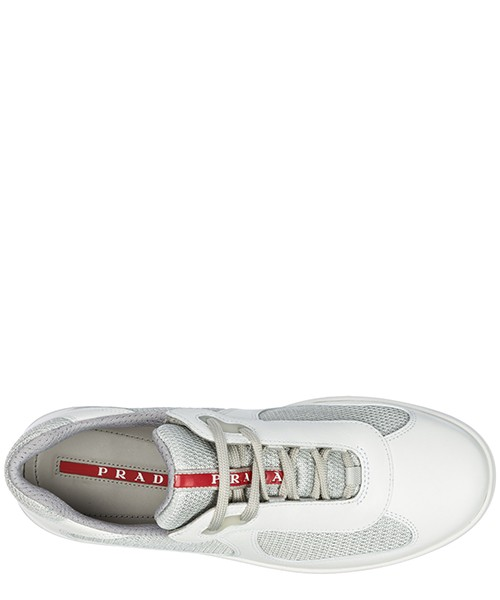 Scarpe sneakers uomo in pelle america s cup secondary image