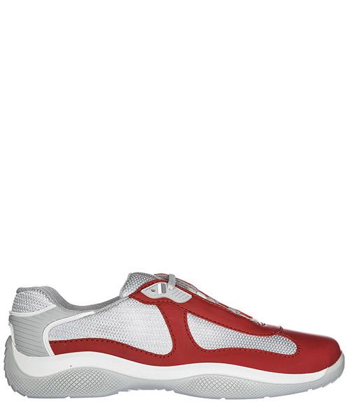 Sneakers Prada 4E3215 3H0K F0011 rosso