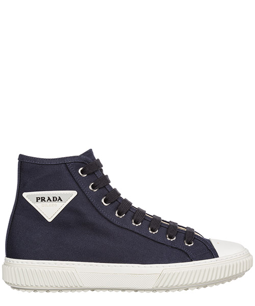 Zapatillas altas Prada 4T3306_3OJT_F0216 blu