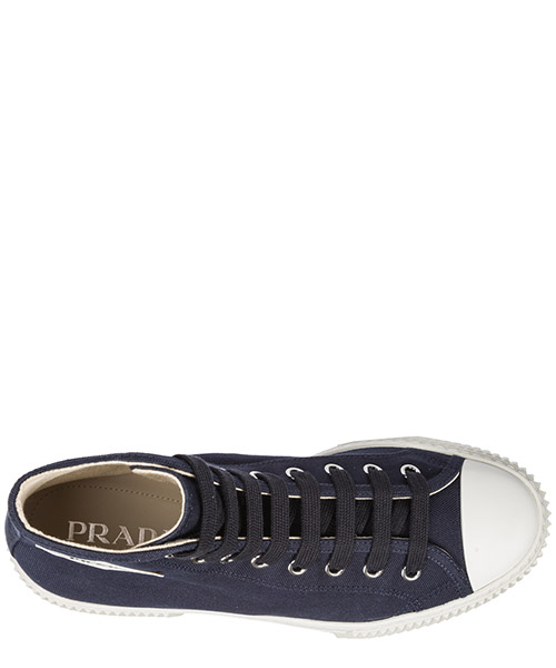 Chaussures baskets sneakers hautes homme secondary image