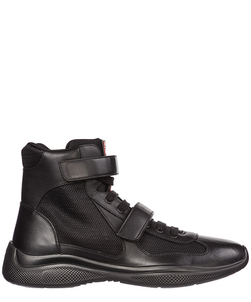 High-top sneakers Prada 4T3326_6GW_F0002 nero