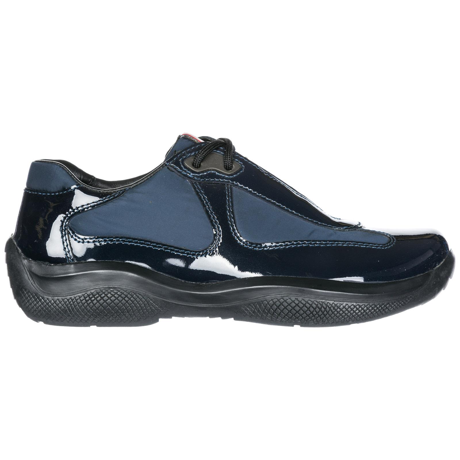 8ad0bcc02f6 Zapatillas deportivas Prada America s Cup PR3163 OW5 F044V blu ...